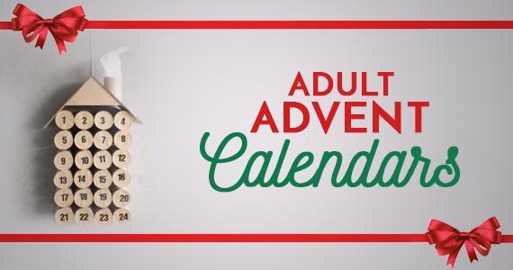 7 DIY Adult Advent Calendars