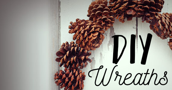 Spruce Up Your Door With These DIY Fall Wreaths