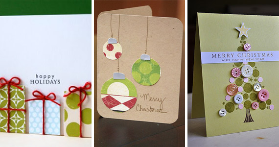 DIY Xmas Cards That Won't Fail To Impress