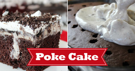 Ever Heard of Poke Cake?