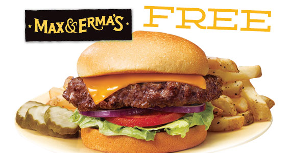 Free 3-Course Combo For Veterans At Max & Erma's