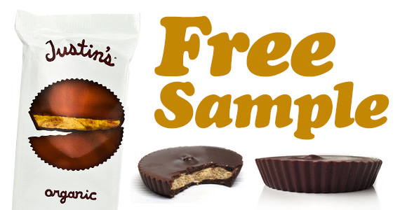 Free Justin's Peanut Butter Cup