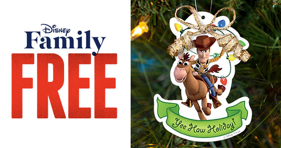 Free Printable Toy Story Christmas Ornaments
