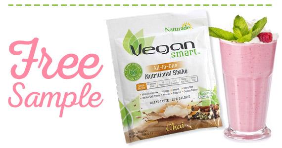 Free Sample Of VeganSmart