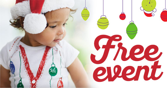 Free Baby's First Christmas Event At Babies R Us