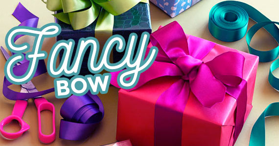 How To: Make a Fancy Bow