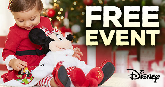 Make A Holiday Wish Event At The Disney Store