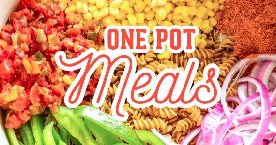 One-Pot Wonder Meals