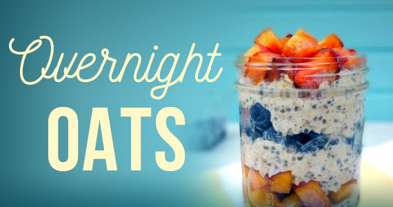 Overnight Oats Will Change How You Eat Breakfast