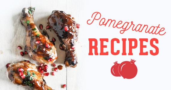 Pomegranate Recipes for Thanksgiving