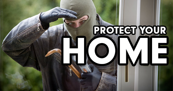 Protect Your Home From Holiday Robbers