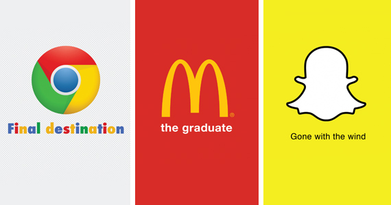 Student Gives Brands New Taglines