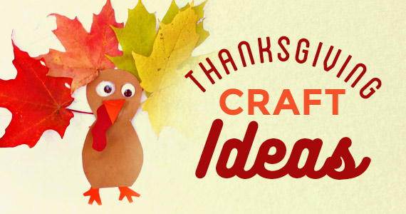 Thanksgiving Day Craft Ideas For Kids