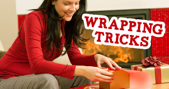 These Are Christmas Wrapping Tricks You NEED To Know