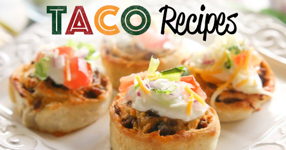 10 Tasty Taco Recipes