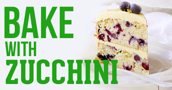 10 Ways To Bake With Zucchini
