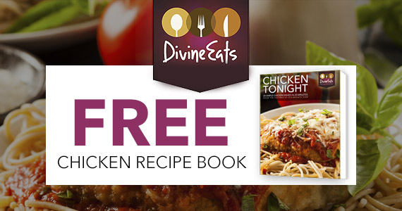 Get Your Free DivineEats Recipe Book Today