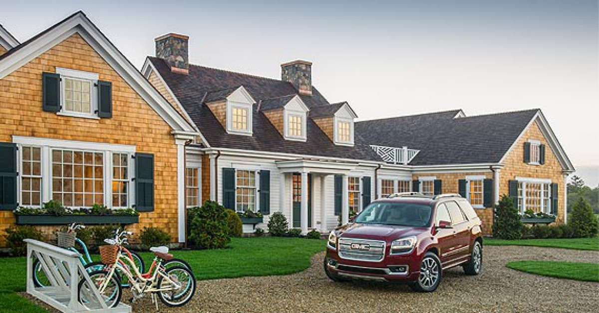 Gmc Acadia Denali Sweepstakes | Autos Post