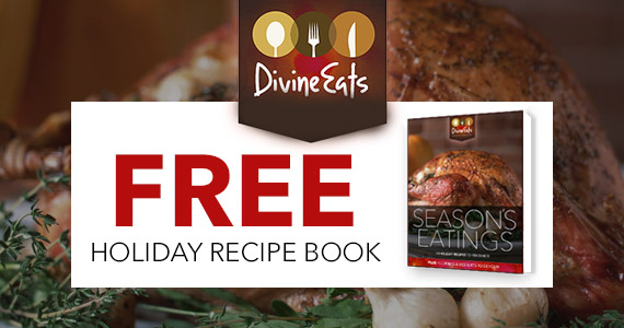 Claim Your Free Holiday Recipe Book