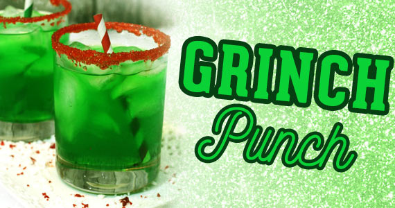 How To Make Grinch Punch