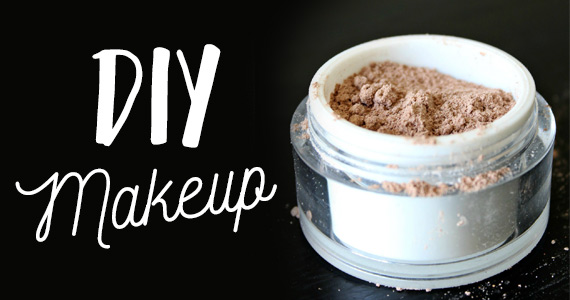 How To Make Your Own Natural Makeup