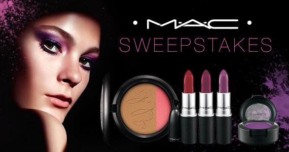 Win a MAC Cosmetics Gift Card