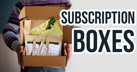 Make Holiday Gifting Easy With Subscription Boxes