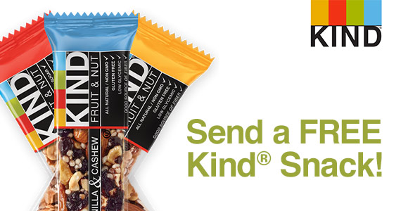 Send A Kind Snack