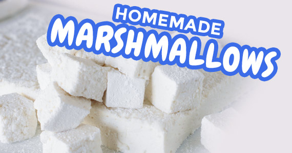 Your Hot Chocolate Needs These Homemade Marshmallows