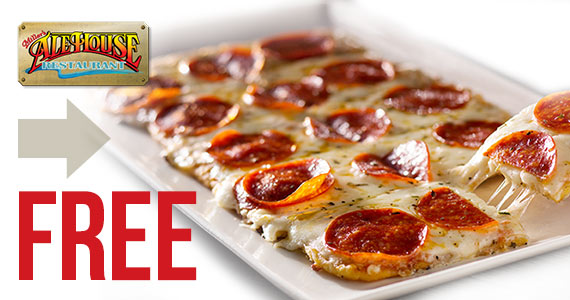Free Flat Bread From Miller's Ale House