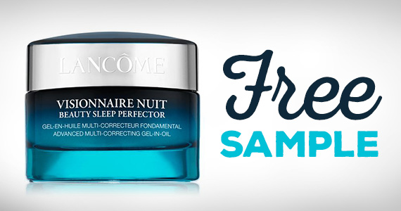 Free Sample of Lancome Visionnaire Nuit