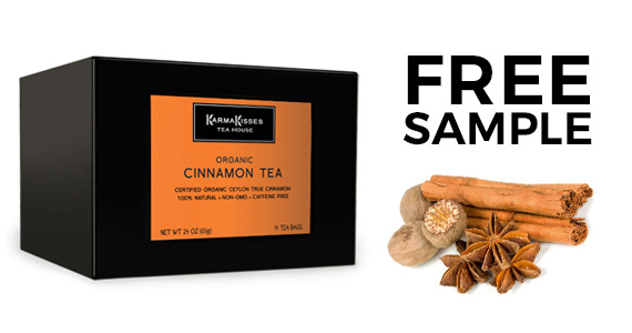 Free Sample Of Organic Cinnamon Herbal Tea