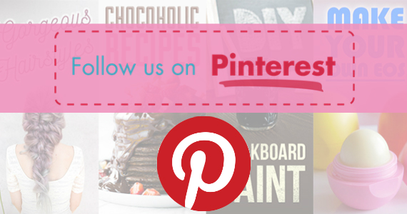 Are You Following Us On Pinterest?