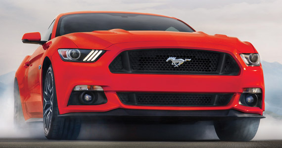 Win a 2017 Ford Mustang