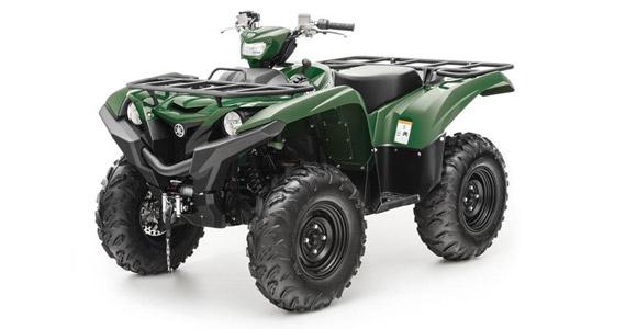 Win a Yamaha Kodiak 700 ATV