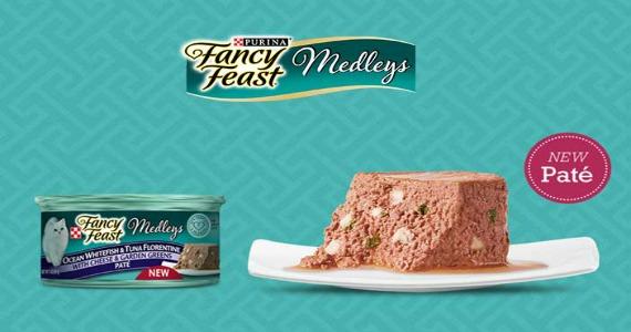 Free Fancy Feast Medleys White Meat Chicken Primavera Pate