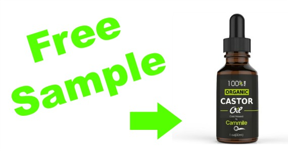 Free Sample of Organic Castor Oil