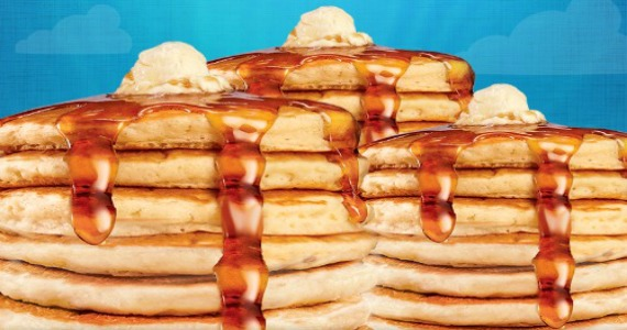 Free Short Stack From IHOP On March 8th