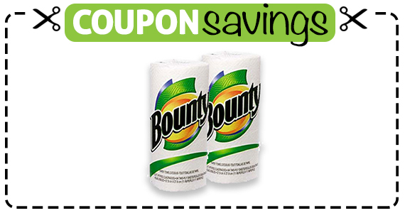 Save 75¢ off Bounty Paper Towels