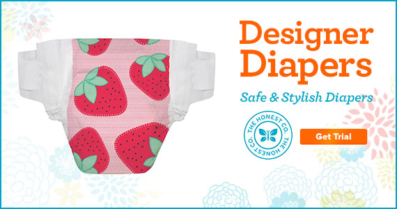 Get a Free Trial of Diapers, Wipes and Essentials From The Honest Co.