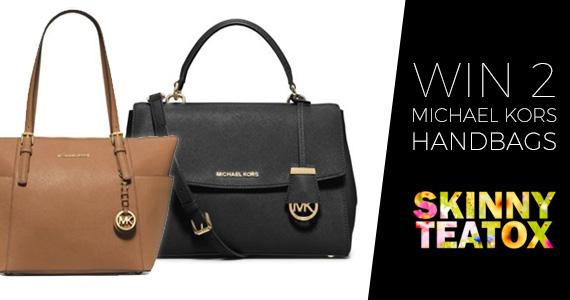 You Could Win 2 Michael Kors Handbags