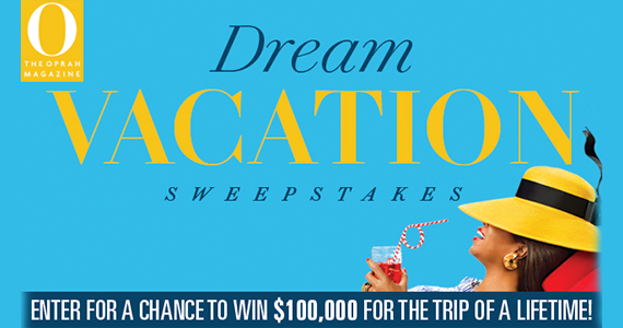 Win a $100,000 Dream Vacation