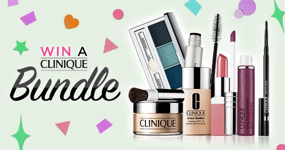 Win a Clinique Beauty Bundle