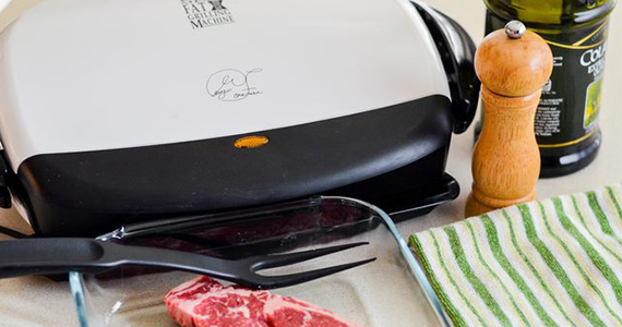 Win a George Foreman Grill Every Week