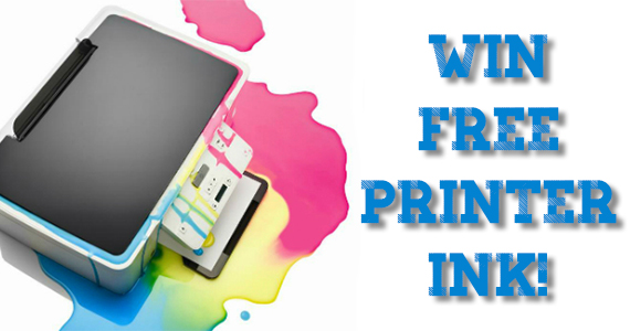 Win a Year's Supply of Printer Ink