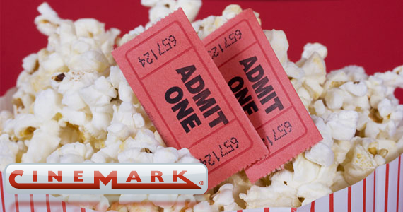 Sign Up With Cinemark For Weekly Concession Coupons & More