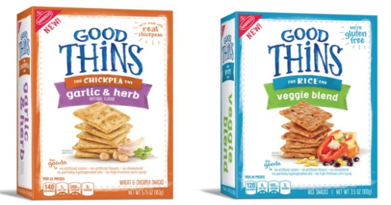 Free Box Of Good Thins From Food Lion