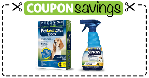 Save $3 off any PetLock Product
