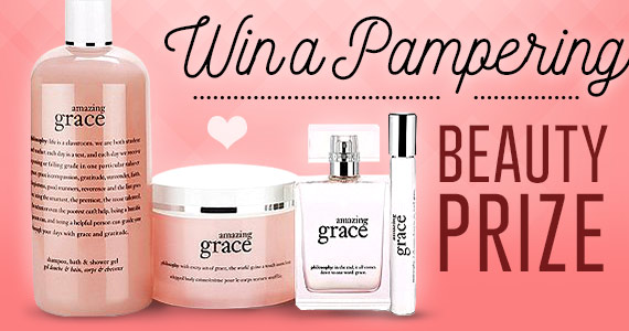 Win a Philosophy Grace For All Days Gift Set