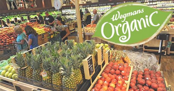 Free Celebrate Organic Event at Wegmans